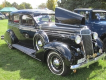 1936 Chrysler Imperial - Jim Clough