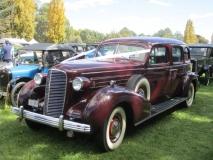 1937 Cadillac - Beege Givens