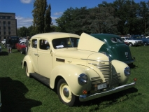 1937 Nash Ambassador - Charlie Adams