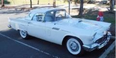 1957 Ford Thunderbird - Darron Kavanagh-1