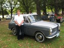 1961Austin A40 Farina Countryman - Joe Vavra