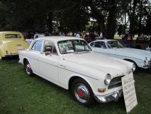 1962 Volvo 122S - Alec McKernan