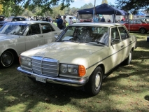 1969 Mercedes 280S - Dick Stubbs