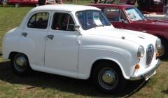 1956 Austin A30 - Rob Mihalyka
