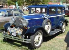 1926 Dodge DA - Rod Greshke