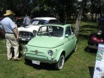 Fiat 500 Bambino - Barbara Philips