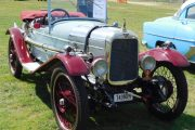 1923 Alvis Ducksback - Matthew Houston