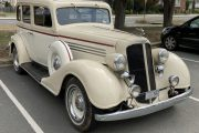 1935 Buick 8-40 - Michael Toole