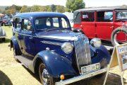 1937 Vauxhall DX sedan - Roger Amos