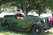 1938 Austin 7 – Geoff Hall