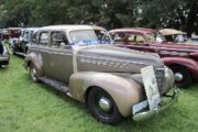 1939 Oldsmobile - Keith Carswell