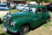 1954 Daimler Conquest - Richard Thwaites