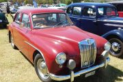 1955 MG Magnette - Graham Gittins