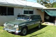 1964 Humber Vogue Estate -Chris Berry