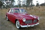 1966 Volvo 122s – James Redding