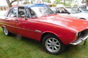 1973 Rover V8 3500 - Alan Martin